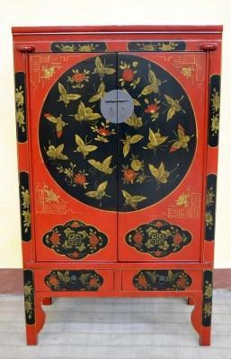 Complemento d'arredo orientale per la camera Feng shui, venduto da Senza Confini