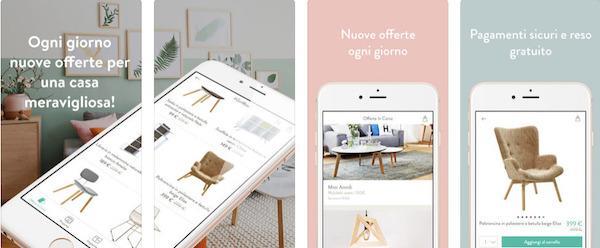 App per smartphone per arredamento online for App arredare casa