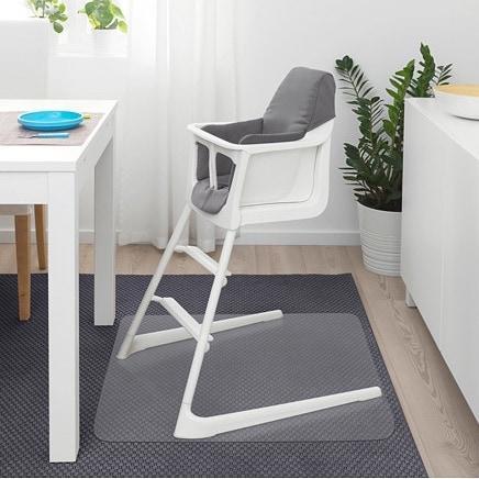 Seggiolone grigio LANGUR - Catalogo IKEA 2019
