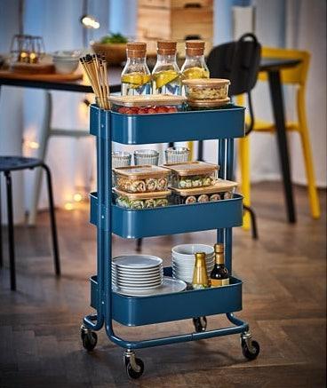 Carrello RÅSKOG - Catalogo IKEA 2019