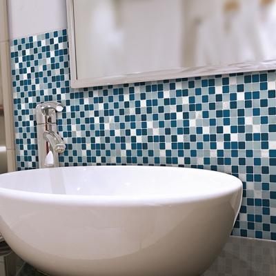 Piastrelle adesive per il bagno for Piastrelle a mosaico per bagno