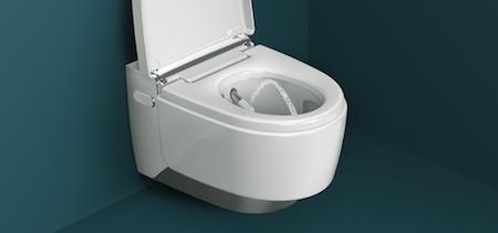 Modelli washlet Geberit AquaClean