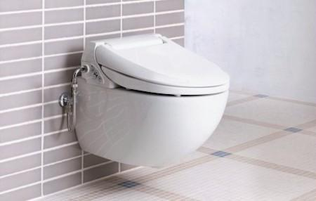wc e bidet due in uno: da Geberit AquaClean 4000
