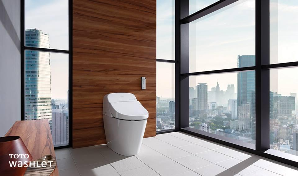 TOTO - Il washlet giapponese