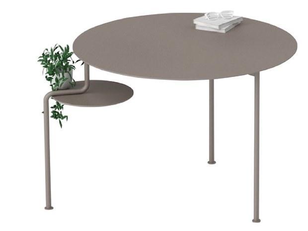 Tavolo rotondo design di ispirazione nipponica, da ZENS Lifestyle