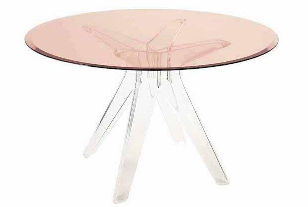 Tavolo rotondo design, da Kartell