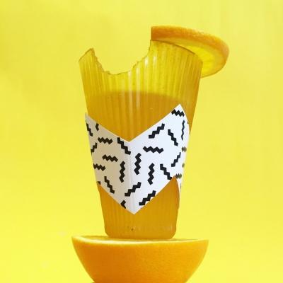 Food design: bicchieri commestibili, da Loliware