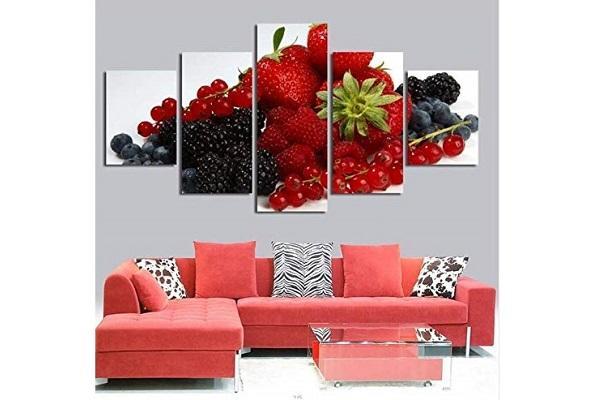 Tela frutta Food Photography Amazon