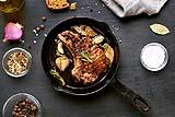 Food Photography carne e padella