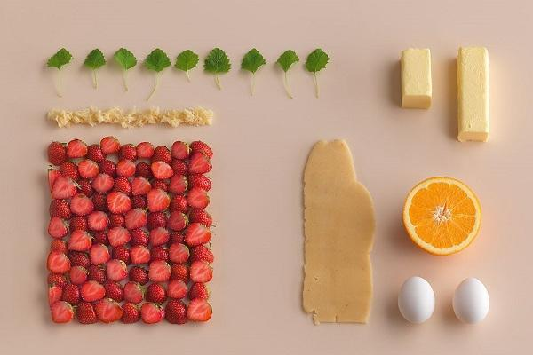 Food Photography by Ikea