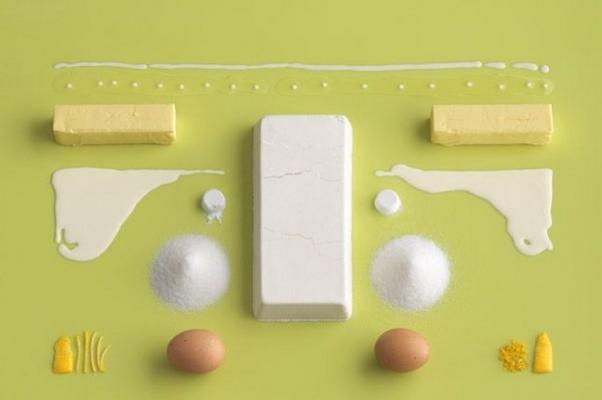 Food Photography Ikea by Carl Kleiner