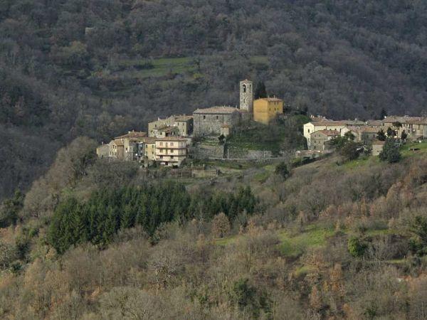 Il borgo di Montieri
