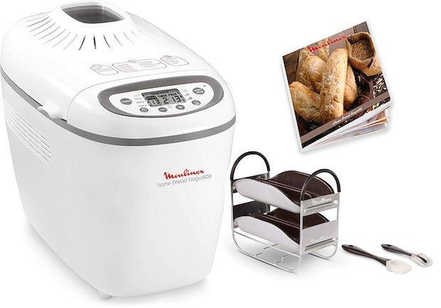 Piccoli elettrodomestici per la cucina: macchina del pane, da Moulinex