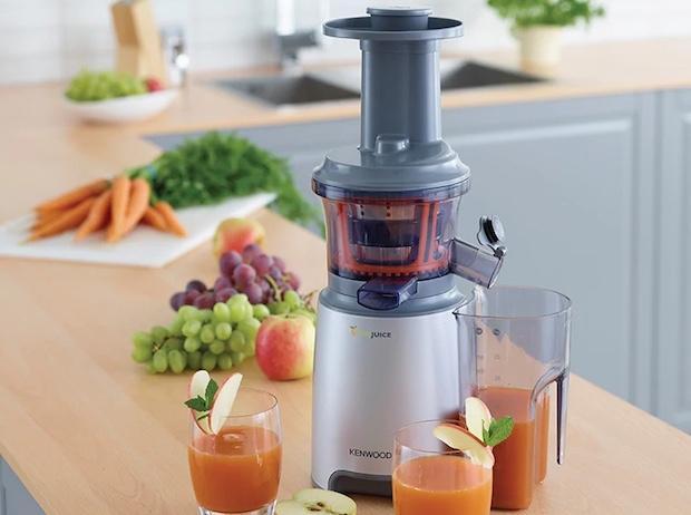Piccoli elettrodomestici per la cucina: estrattore di succo, da Kenwood