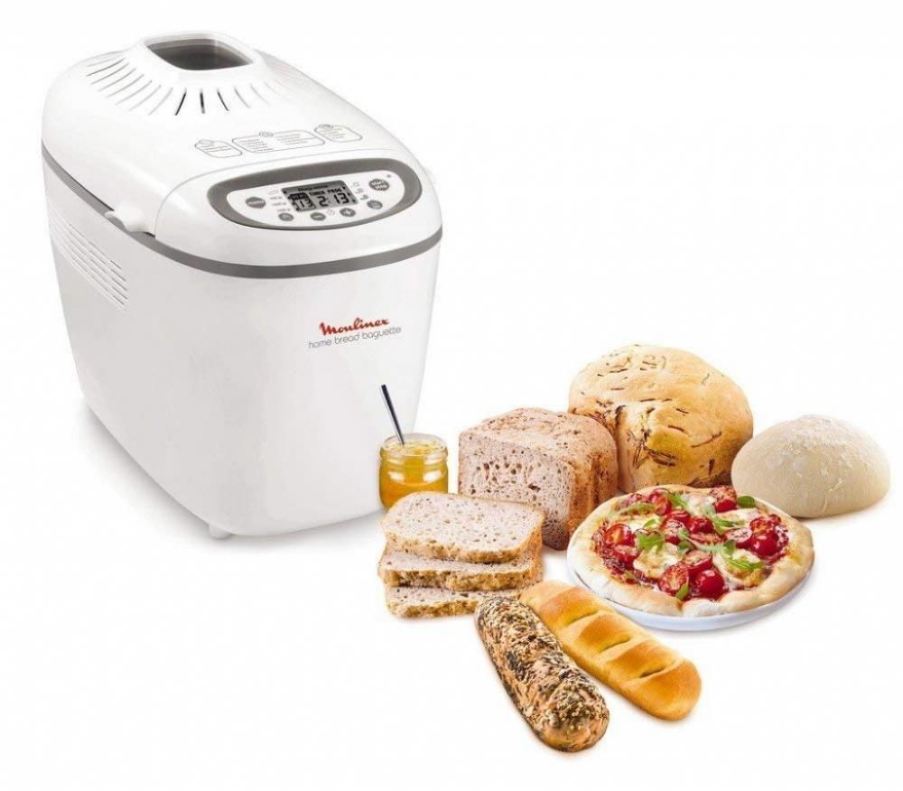 Piccoli elettrodomestici da cucina: macchina del pane, da Moulinex