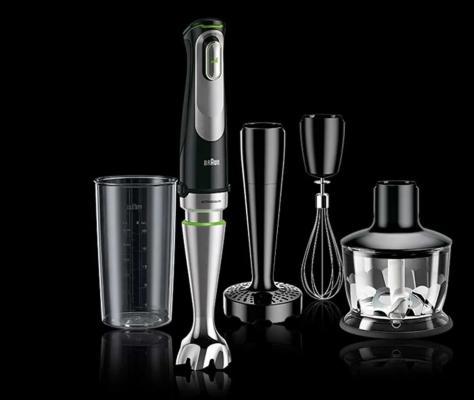 Piccoli elettrodomestici da cucina, minipimer, da Braun