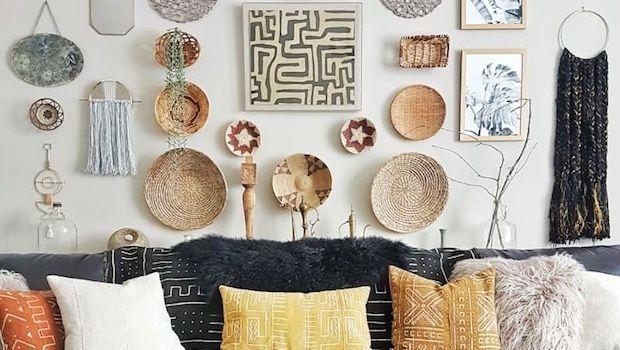 Come arredare una parete con soluzioni creative fai da te