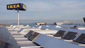 Ikea: sul mercato con i pannelli solari