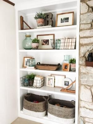 Riordinare il living, da housebyhoff.com