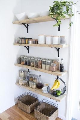 Tutto in ordine in cucina, da goodnewsarchitecture.com