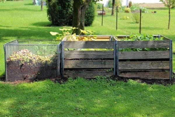 Arte del riciclo: realizzazione box per l'orto con i pallet