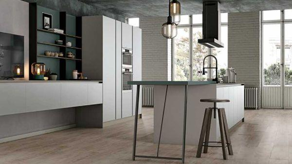 Cucine componibili moderne Stosa