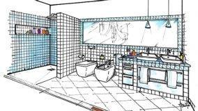 Bagno in muratura: soluzione progettuale e realizzazione fai da te