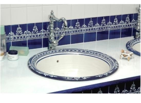 Bagno con lavabi a incasso - Mavi Ceramica