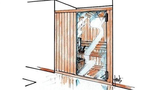 Installare Una Sauna In Fai Da Te