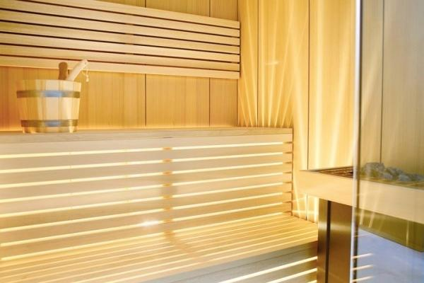 Sauna finlandese Sensation - Carmenta