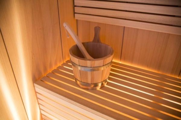 Cestello in sauna Sensation - Carmenta