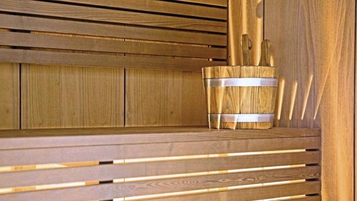 Panca della sauna Sensation - Carmenta