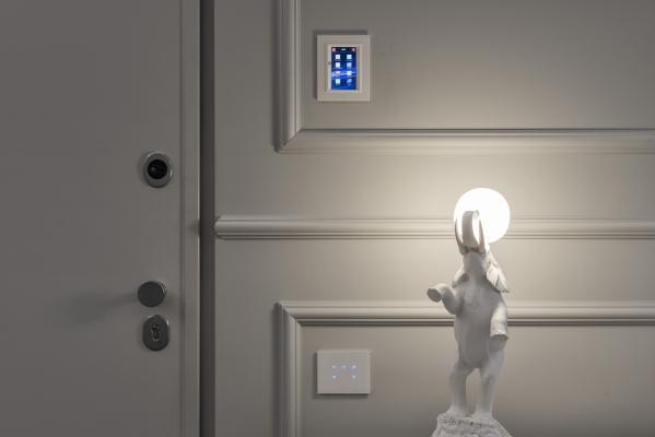 Elemento touch-screen illuminato - AVE