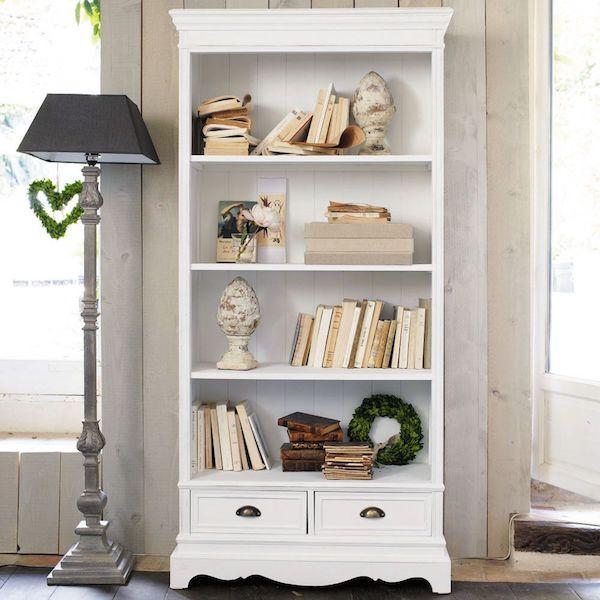 Libreria bianca Joséphine - Maisons du Monde