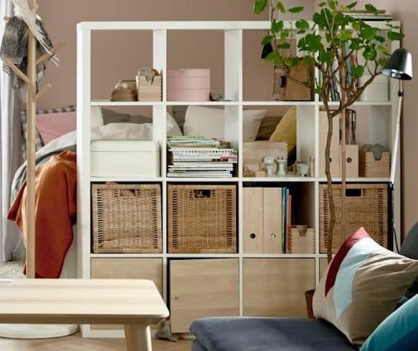 Libreria scaffale KALLAX - IKEA