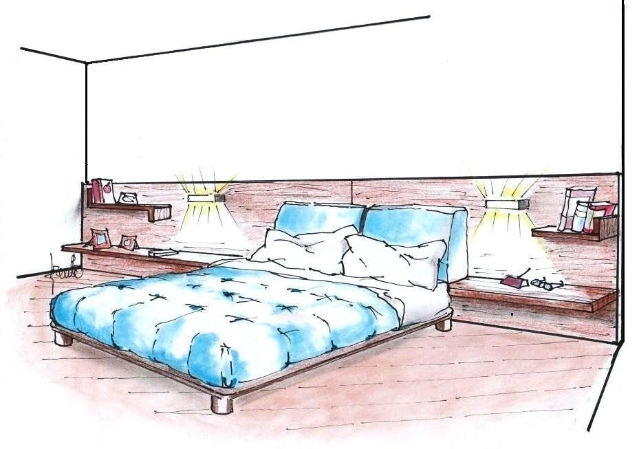 Personalizzare la camera da letto: idee d\'arredo