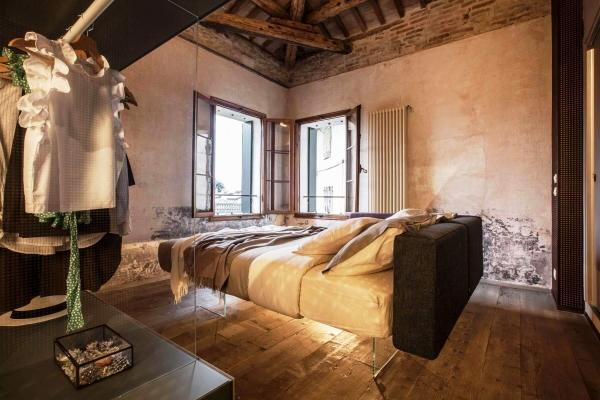 Camera da letto di design - Lago