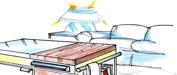 Arredamento salvaspazio mobili multifunzionali