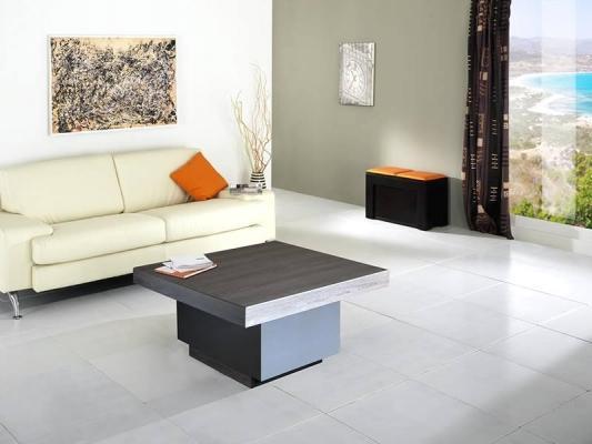 Tavolino da salotto trasformabile - Up & Down