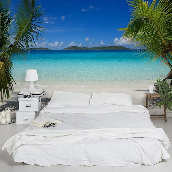Carta da parati 3d Bilder Welten - Perfect Maledives