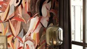 Decorazioni e rivestimenti moderni per pareti interne
