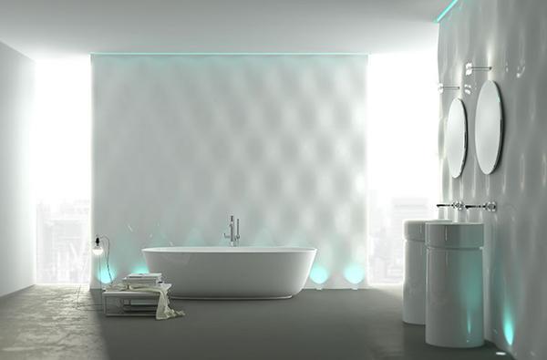 3d Surface rivestimento interni bagno