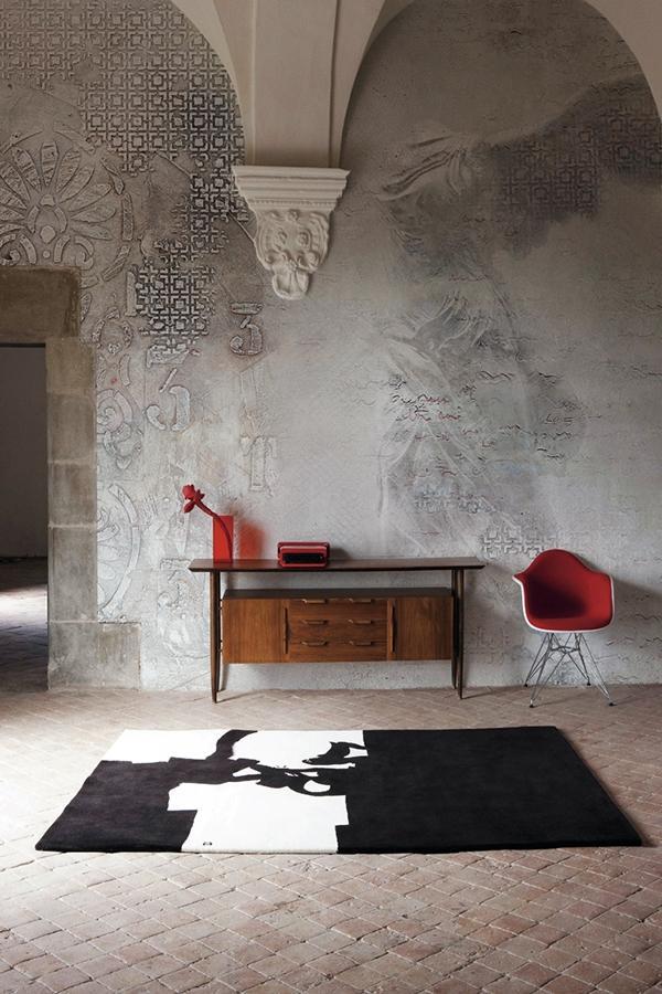 Foto Decorazioni Per Pareti Interne Stile Moderno