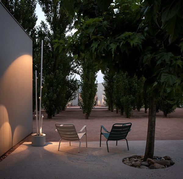 Lampade da giardino BAMBOO Vibia