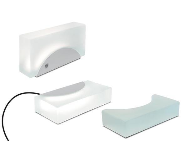 Luci per esterno led per l'architettura mattone luminoso