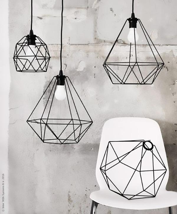 Modelli lampadari ikea