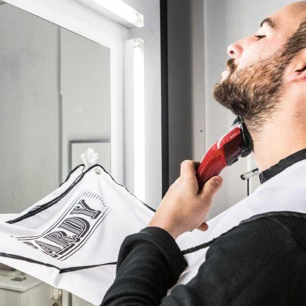 Festa del papà: grembiule da barba di Troppotogo,it