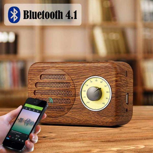 Idea regalo per San GIuseppe radio Vintage Amazon