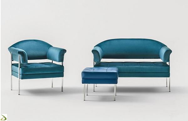 Divano d'attesa Milet - Arredo Design Online