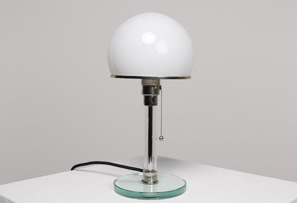 Lampada in stile Bauhaus by Wilhelm Wagenfeld